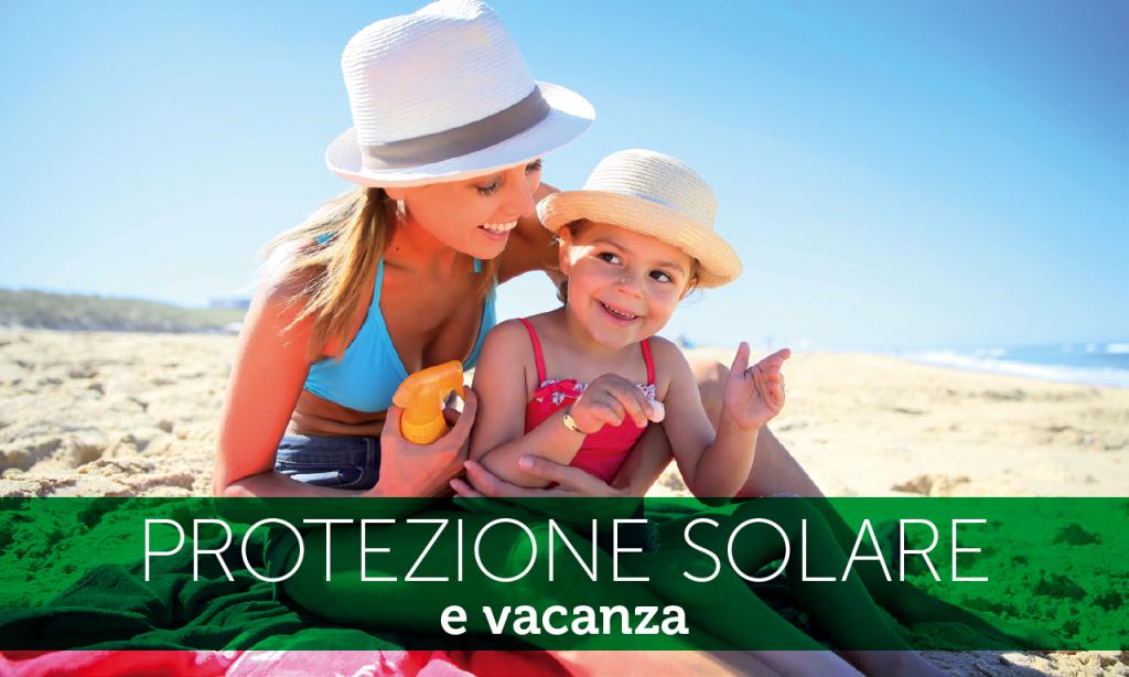 Qual è il solare più adatto alla tua vacanza?