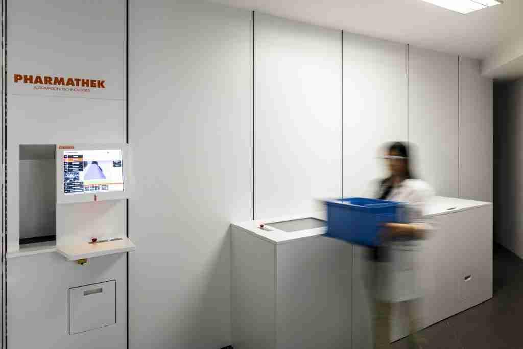 Farmacia Centrale Tessari Soave robot